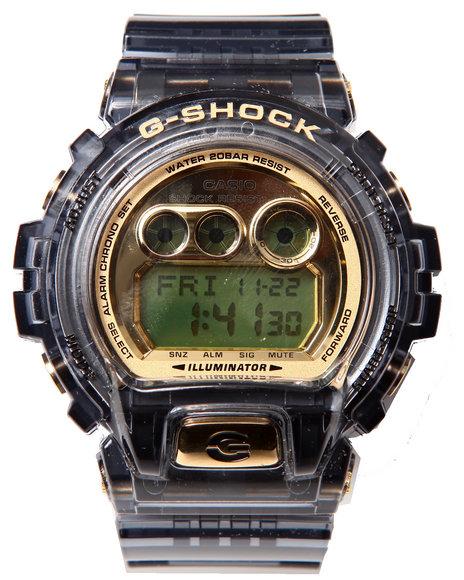 G-Shock By Casio Men 6900 Xl Watch Yellow 1SZ