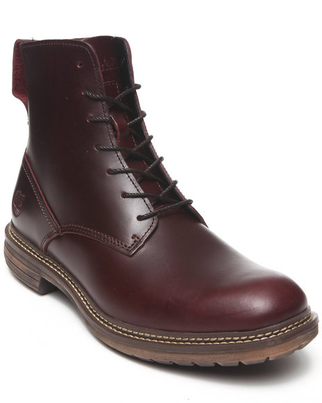 Timberland Brown,Maroon Ek Tremont Boots
