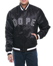 Men - Classic Baseball Jacket