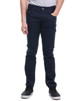 Basic Essentials - Mens Skinny Stretch Denim Jeans