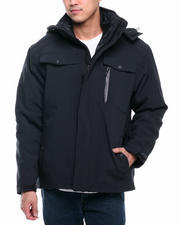 Men - System Softshell Jacket (Padded inner Jacket)