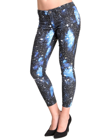 Basic Essentials - Galaxy Traveler Skinny Pant