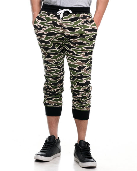 Dope - Men Camo This Means War Sweatpant