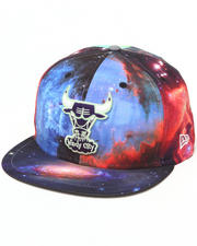 Men - Chicago Bulls Galaxy 5950 fitted hat