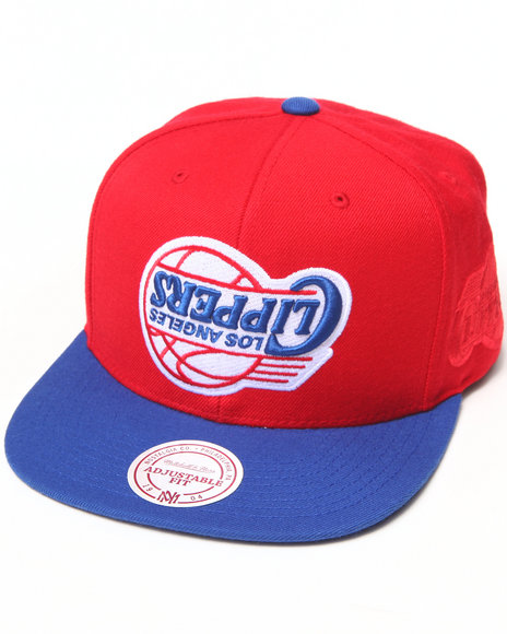 Hall Of Fame X Mitchell & Ness Los Angeles Clippers Blue