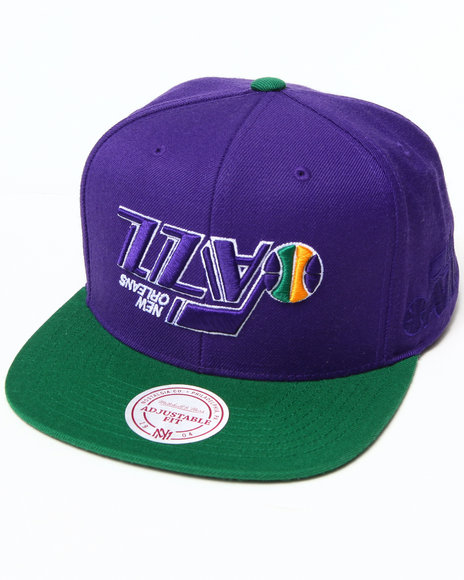 Hall Of Fame X Mitchell & Ness Utah Jazz Upside Down Green