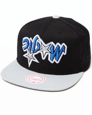 Mitchell & Ness - Hall of Fame x Mitchell & Ness Orlando Magic Upside Down Snapback Cap