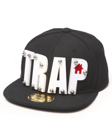 Paislee Trap Paislee Hat Black