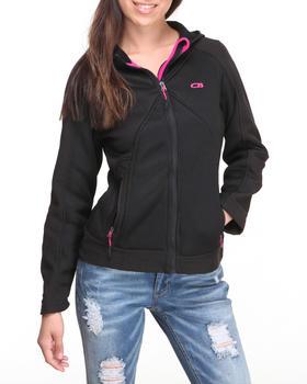 CB - Spyder w/Soft Shell Fleece Jacket