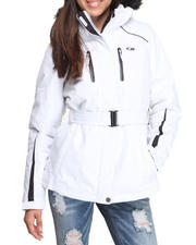 Women - System Ski Jacket w/Polar Fleece Inner Jacket