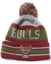 New Era - Chicago Bulls Fashion Jake Knit hat