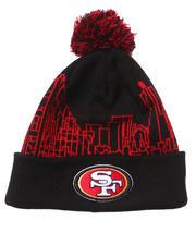 Men - San Francisco Skyline Wrapz Knit hat