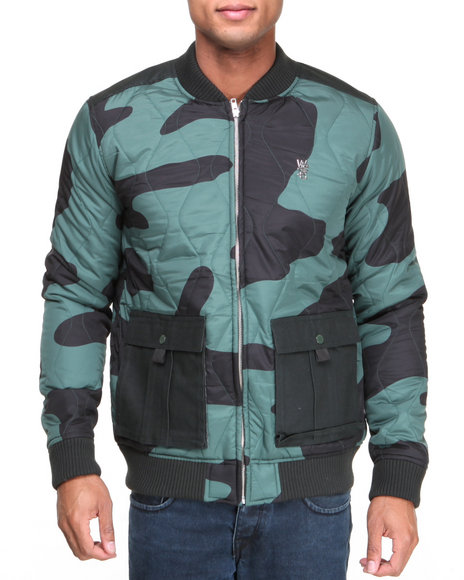 Wesc - Men Multi Sixteen Padded Jacket