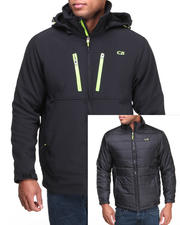 Heavy Coats - Dylan System Softshell Jacket (Padded Inner Jacket)