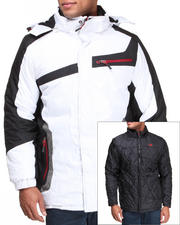 Heavy Coats - System Jacket (Padding Inner Jacket)