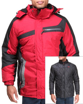 CB - System Jacket (Padding Inner Jacket)