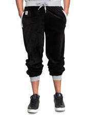 Jeans & Pants - Brooklyn Velour Sweatpants
