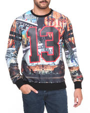 Post Game - Skins Sublimated Crewneck Sweatshirt