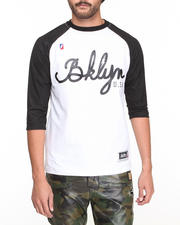 Post Game - Brooklyn Raglan Tee