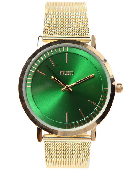 Flud Watches Men The Stunt Watch Gold 1SZ