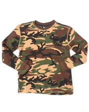 Boys - CAMO THERMAL (4-7)
