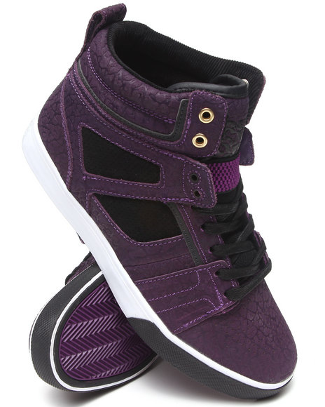 The Skate Shop - Men Purple Raider Sneakers