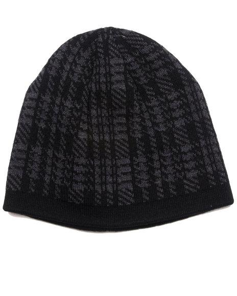 Drj Accessories Shoppe Men Ped Cap Knit Hat Black