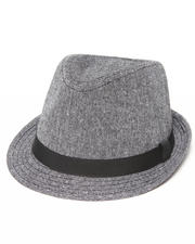 Men - Star Top Donagal Fedora Hat