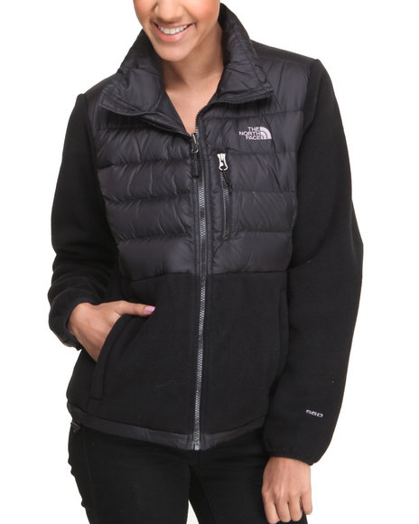 The North Face - Women Black Denali Down Jacket