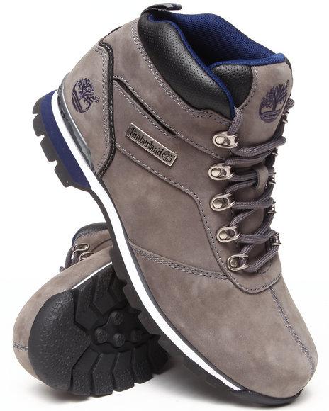 Timberland - Men Grey Splitrock 2 Grey Boots