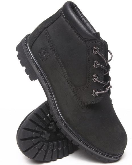 Timberland - Women Black Women's Waterproof Nellie Chukka Boots