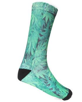 Buyers Picks - Weed Sublimation Socks