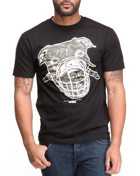 DGK Black Keep It Thoro Tee