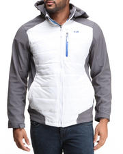 Heavy Coats - Insulated Softshell Jacket