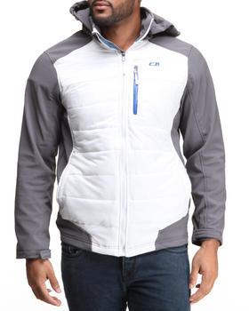 CB - Insulated Softshell Jacket