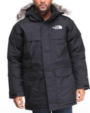 Heavy Coats - McMurdo Parka