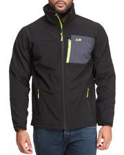 Buyers Picks - Softshell Full Zip Jacket