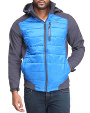 Men - Insulated Softshell Jacket