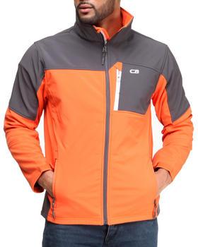 CB - Softshell Full Zip Jacket