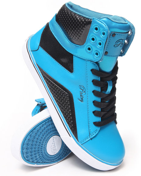 Pastry Blue Pop Tart Sweet Crime Colorblock Sneaker