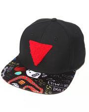 Bass By Ron Bass - 3 Corner Snapback Hat