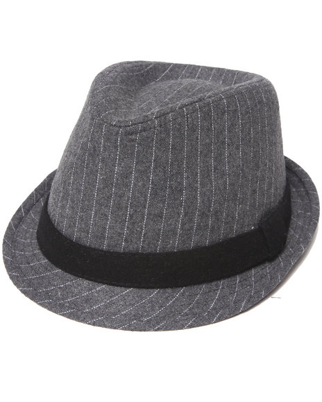 Drj Accessories Shoppe - Men Grey Low Profile Cap
