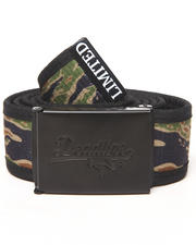 The Skate Shop - Tiger Camo Belt