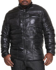 Outerwear - Yukon Quilted Padding Jacket (B&T)