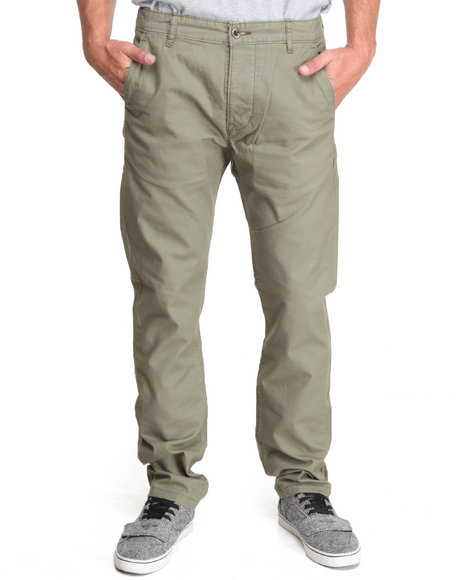 Levi's Olive 556 Regular Fit Better Chino Pants