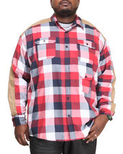 Men - Cordial Plaid L/S Button-Down