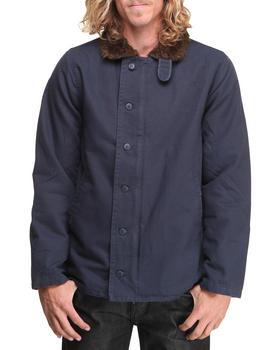 Brixton - Mast Heavy Twill Military Jacket