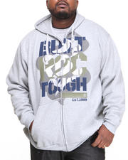 Hoodies - Built Tough Full Zip Hoodie (B&T)