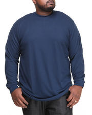 T-Shirts - Heavy Long Sleeve Thermal Top