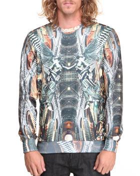 Double Needle - Brick City Crewneck Sweatshirt